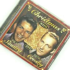 Christmas With Frank Sinatra And Bing Crosby CD Holiday Music Songs AN81262