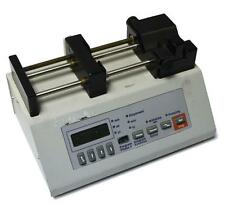 YALE YA-12 APPARATUS MULTI-PHASER LABORATORY SYRINGE PUMP - SOLD AS IS
