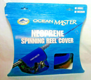 Ocean Master Neoprene Round Reel Cover Size Small