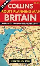 Collins Route Planning Map: Britain, , Like New, Hardcover