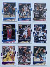 Panini NBA 2020-21 Donruss Slot 9 Cards
