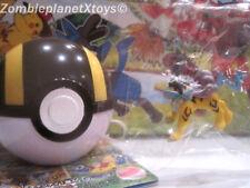 POKEMON Sun Moon GET COLLECTIONS  RAIKOU   Plastic Figure Toy NINTENDO in BALL