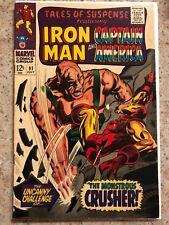 Tales of Suspense #91 - Iron Man & Captain America,