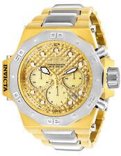 Invicta Men's 23102 Akula Quartz Chronograph Gold Dial Watch
