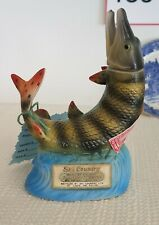 1977 Ski Country Muskie miniature decanter