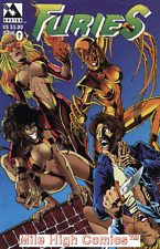 FURIES (1997 Series) (#0) (AVATAR PRESS) #0 COVER C Very Fine Comics Book