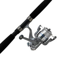 Sea Fishing Combo Rod And Reel Saltwater 7 Ft Medium Heavy Spinning Pre-Spooled