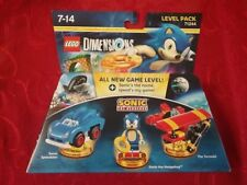 Sonic The Hedgehog Level Pack 71244 Lego Dimensions