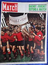 PARIS MATCH n°843 de 1965 ALLEZ RENNES-SAMANTHA EGGAR-CAROLL BAKER-AFGHANISTAN