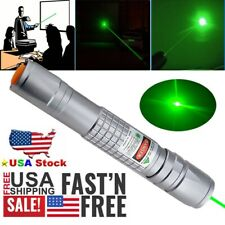 900Miles Green Laser Pointer Pen 532nm Visible Beam Professional Teaching Lazer