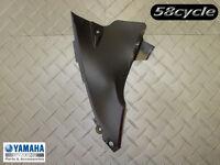 04-06 R1 Left Side Inner Fairing Panel/Air Duct Cover Yamaha 2004 2005 2006