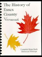 Essex County Vermont history from 3 Sources Brunswick VT Lunenburgh Island Pond