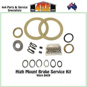 Warn 8409 - High Mount Brake Service Rebuild Kit