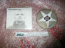 CD Pop Yves Deruyter - Back To Earth (6 Song) Promo MCD LIGHTNING REC
