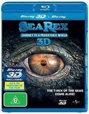 Documentary 3D DVDs & Blu-ray Discs