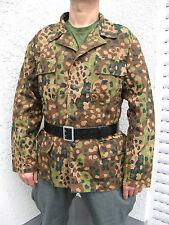 WWII German WH Elite Field blouse M44 dot pea  camo jacket  camo tunic XXXL