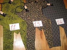 Wholsale Lot Of 12 2 pc Set sleeveless 3/4 legging print one size junior
