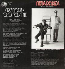CRAZY EDDIE + Q.Q. FREESTYLE - Nena De Ibiza