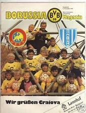 PRG UEFA Cup 90/91 B.DORTMUND - UNIVERS.CRAIOVA