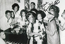 KIM WESTON Signed 12x8 Photo MOTOWN Legend IT TAKES TWO COA
