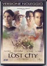 THE LOST CITY - DVD (USATO EX RENTAL)
