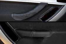 Gris stitch fits CITROEN C4 GRAND PICASSO 06-13 2x poignée de porte avant couvre
