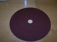 Bodenschleifer Doppelseitig Tellerschleifer 375* 40 mm P 100 Discs  CPE 411 DPS