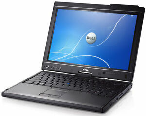 Dell XT2 12.1in. (64GB SSD, Core 2 Duo @ 1.6GHz, 2GB) with Dock+Windows 10 Pro!