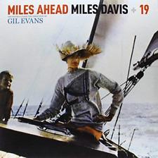 """Miles Davis-Miles Ahead (UK IMPORT) Vinyl / 12"""" Album NEW"""
