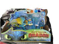 Le modalità per l/'addestramento del Drago il mondo nascosto grimmel /& deathgripper Set Nuovo di Zecca