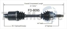 For Ford Escape Mazda Tribute Mariner Front Pass Right CV Axle Shaft SurTrack
