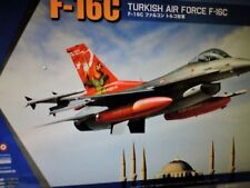 KINETIC 1/48th SCALE F 16C  TURKISH AIR FORCE   # K48069