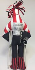 Win Dammit Doll The Legend Red And Black New Ohio Heat Bulls Reds Falcons Flames