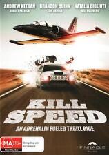 Kill Speed  - DVD - NEW Region 4