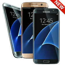 New Samsung Galaxy S7 & S7 Edge 32GB Unlocked AT&T TMobile Metro PCs Smartphone