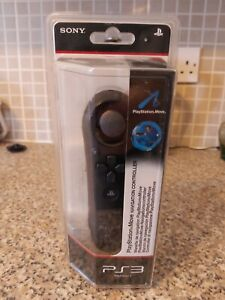 PS3 PS4 PlayStation Move Navigation Controller - New & Sealed