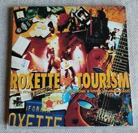 """Roxette """"Tourism"""" LP X2 Vinyl (Spain Emi 1992) VG+/VG+"""