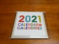 My Nintendo 2021 Calendar Club Rewards Mario Zelda Animal Crossing NEW SEALED