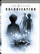 DVD - Sci-Fi - The X-Files Mythology - Vol. 3: Colonization - 4 DVD Set