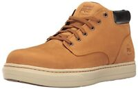 Timberland PRO Mens Disruptor Chukka Alloy Safety Toe EH Industrial and