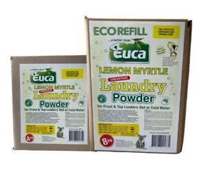Euca Lemon Myrtle Laundry Powder