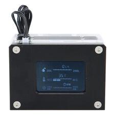 PC Wasserkühlung Durchflussrate Temperatur Erkennung Durchflussmesser G1/4 ✪