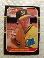 1987 Donruss #46 Mark McGwire