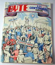 Rare Byte Magazine September 1976 Centennial Issue Ships Worldwide