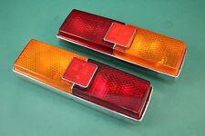 Luz trasera kit izquierda + derecha Original LADA 21011 Shiguli