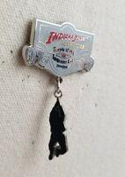 Disney Indiana Jones Adventure Temple Of The Forbidden Eye Dangle Pin 2012