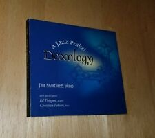 Doxology un Jazz Praise Jim Martinez Pianoforte CD ed Thigpen Cristiano Fabian