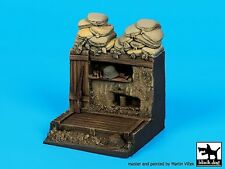Black Dog 1/35 WWI Trench Section Diorama Base No.2 (50mm x 50mm) D35062