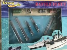 Limited Edition Triang-Hornby 1:1200 BATTLE FLEET - Mint condition
