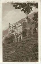 1920ca MERAN BRUNNENBURG Castel Fontana Merano Tirolo Tirol Bolzano Bozen